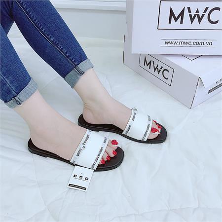Dép nữ MWC NUDE- 3145