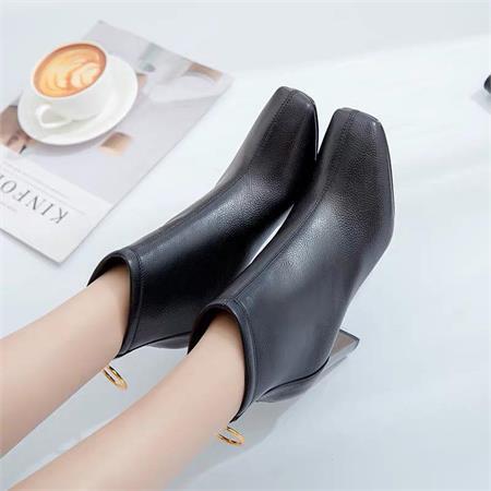 Giày boot nữ MWC NUBO- 4075