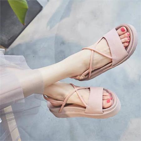 Giày sandal nữ MWC NUSD- 2686