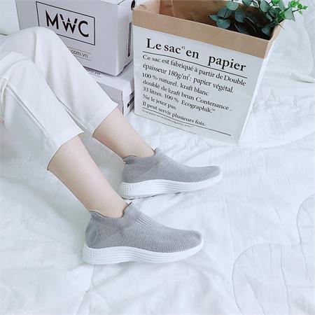 Giày Slipon nữ MWC NUSL- 1560