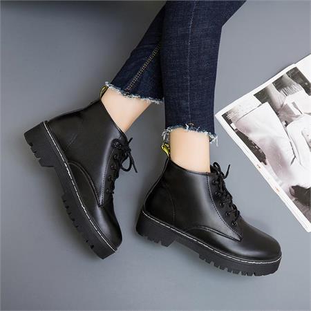 Giày boot nữ MWC NUBO- 4073