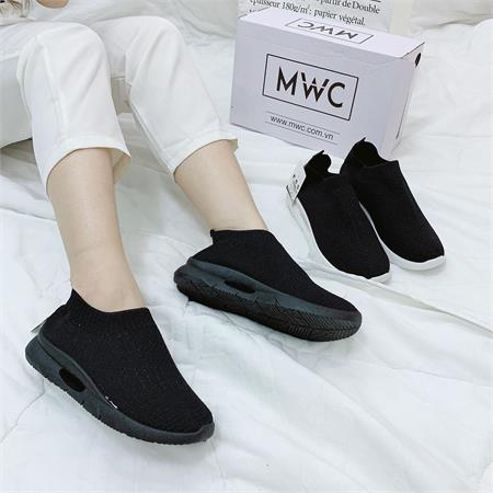 Giày Slipon nữ MWC NUSL- 1562