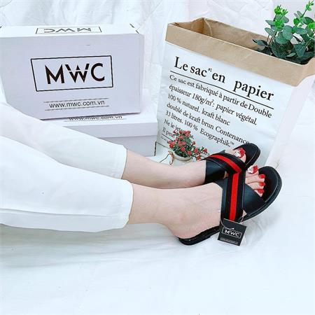 Dép nữ MWC NUDE- 3186