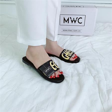 Dép nữ MWC NUDE- 3216
