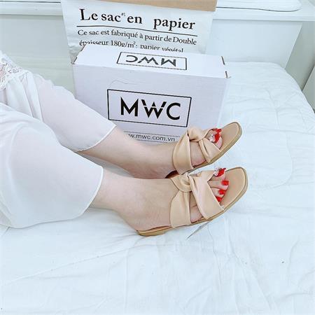 Dép nữ MWC NUDE- 3213