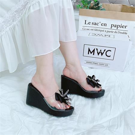 Dép nữ MWC NUDE- 3224