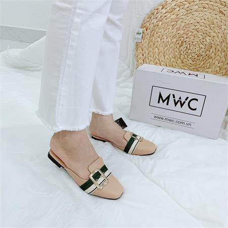 Dép nữ MWC NUDE- 3223