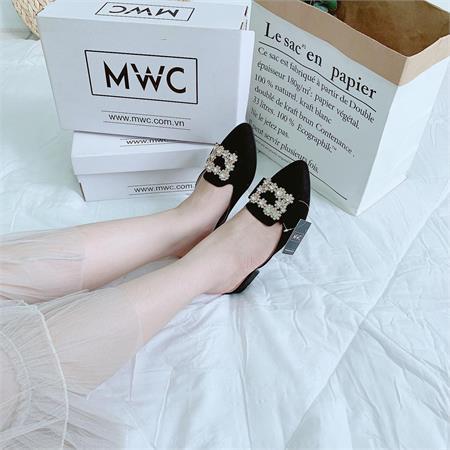 Dép nữ MWC NUDE- 3234