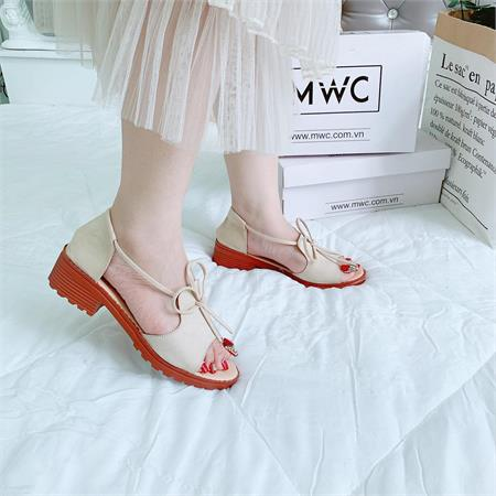 Giày sandal nữ MWC NUSD- 2714