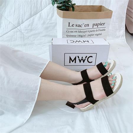 Giày sandal nữ MWC NUSD- 2719
