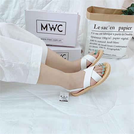 Giày sandal nữ MWC NUSD- 2721