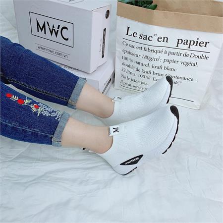Giày Slipon nữ MWC NUSL- 1565