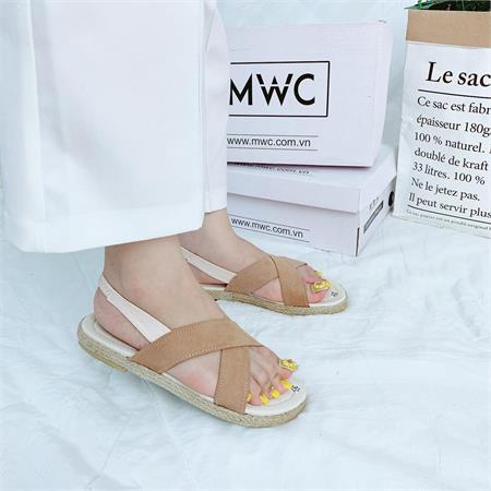 Giày sandal nữ MWC NUSD- 2718