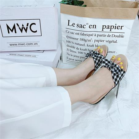 Dép nữ MWC NUDE- 3236