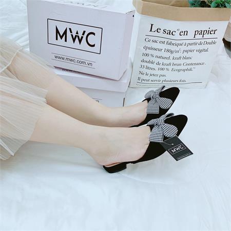 Dép nữ MWC NUDE- 3244
