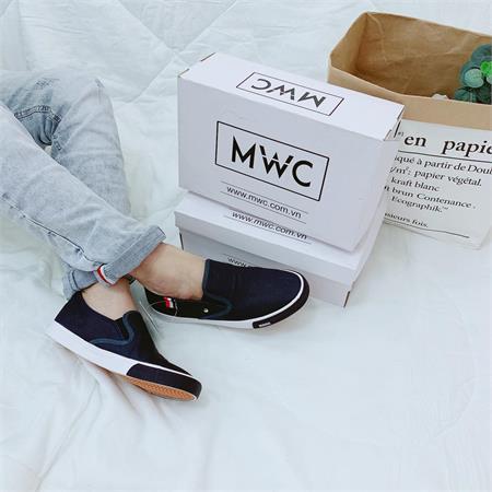 Giày Slipon nam MWC NASL- 6017