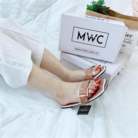 Dép nữ MWC NUDE- 3247