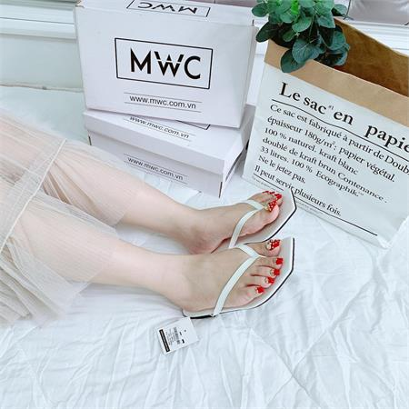 Dép nữ MWC NUDE- 3250
