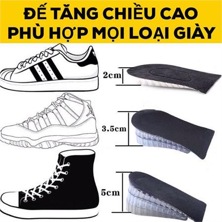 Đế Giày Tăng Chiều Cao MWC- 9010