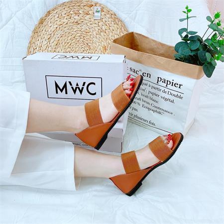 Giày sandal nữ MWC NUSD- 2734
