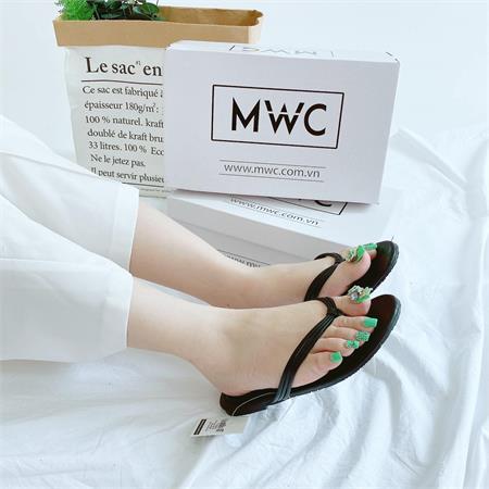 Dép nữ MWC NUDE- 3258