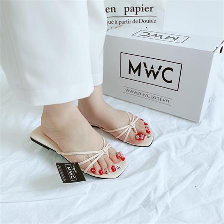 Dép nữ MWC NUDE- 3268