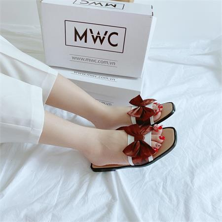 Dép nữ MWC NUDE- 3266