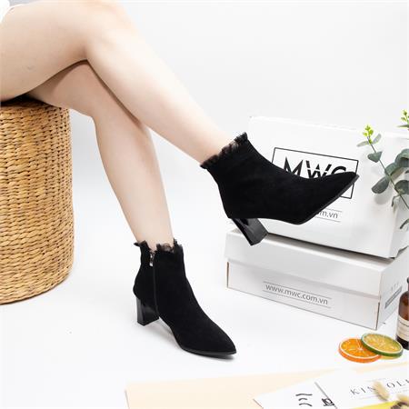 Giày boot nữ MWC NUBO- 4089