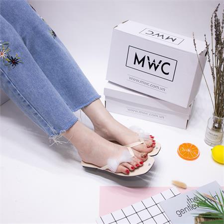 Dép nữ MWC NUDE- 3290