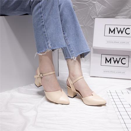 Giày cao gót MWC NUCG-3892