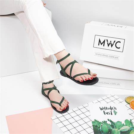 Giày sandal nữ MWC NUSD- 2690