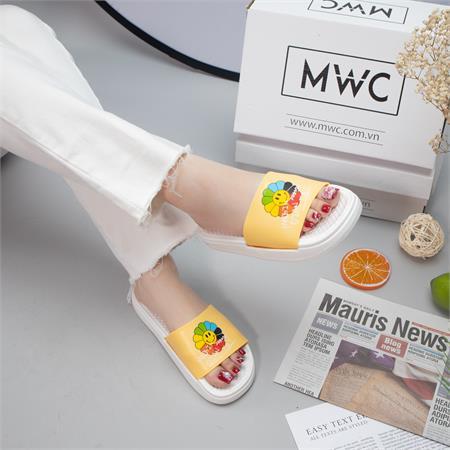 Dép nữ MWC NUDE- 3316