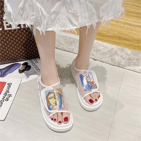 Giày sandal nữ MWC NUSD- 2767