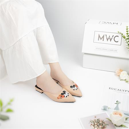 Dép nữ MWC NUDE- 3366