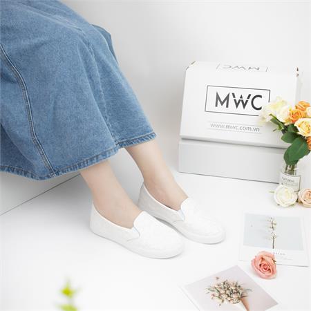 Giày Slipon nữ MWC NUSL- 1568