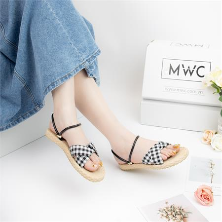 Giày sandal nữ MWC NUSD- 2785