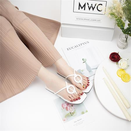 Dép nữ MWC NUDE- 3295