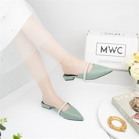 Dép nữ MWC NUDE- 3386