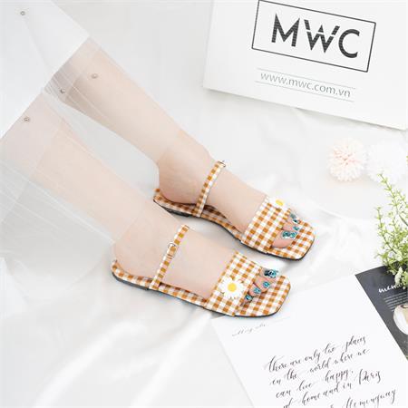 Dép nữ MWC NUDE- 3382