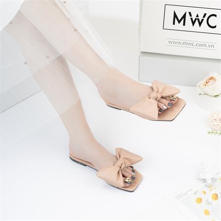 Dép nữ MWC NUDE- 3384