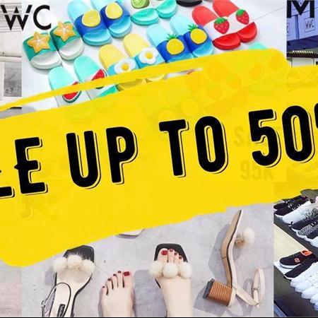 KHAI TRƯƠNG MWC SÓC TRĂNG- BÙNG CHÁY SALE UP TO 50%