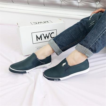Giày Slipon nam MWC NASL- 6041