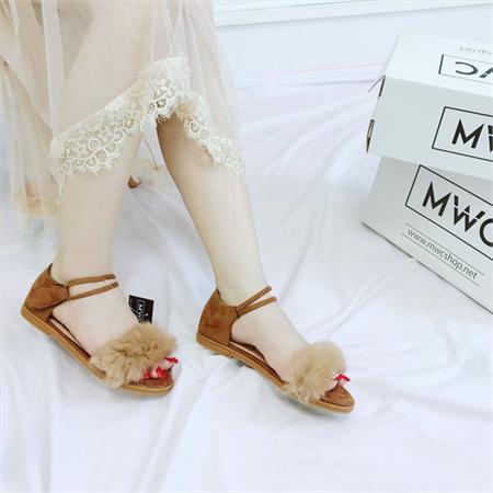 Giày sandal nữ MWC NUSD- 2601