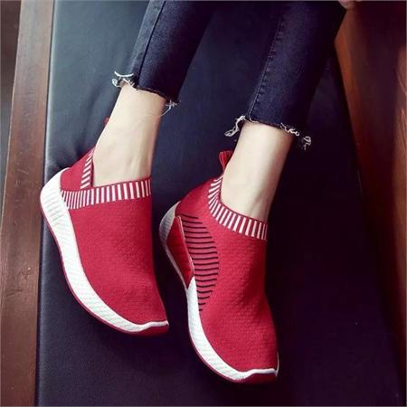 Giày Slipon nữ MWC NUSL- 1540