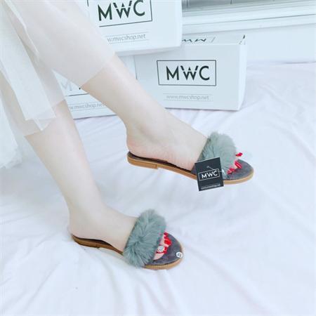Dép nữ MWC NUDE- 3082