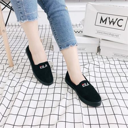 Giày Slipon nữ MWC NUSL- 1544
