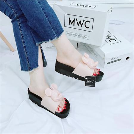 Dép nữ MWC NUDE- 3083