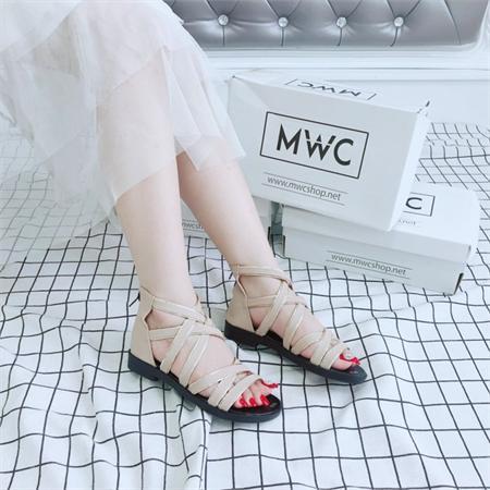 Giày sandal nữ MWC NUSD- 2602