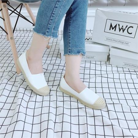 Giày Slipon nữ MWC NUSL- 1543