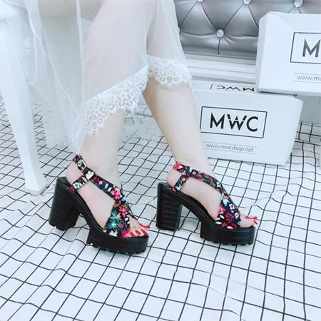 Giày sandal nữ MWC NUSD- 2606